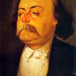 Gustave Flaubert par Giraud 1856
